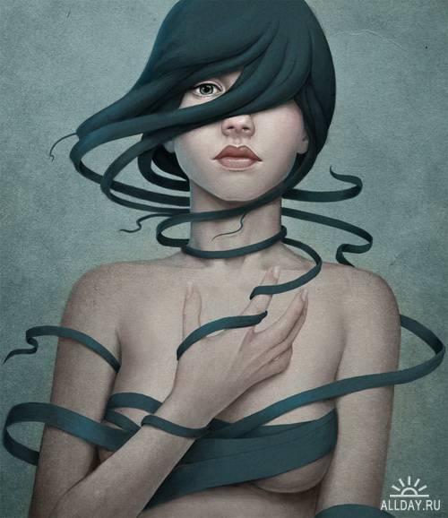 Artworks by Digital Artists # 21