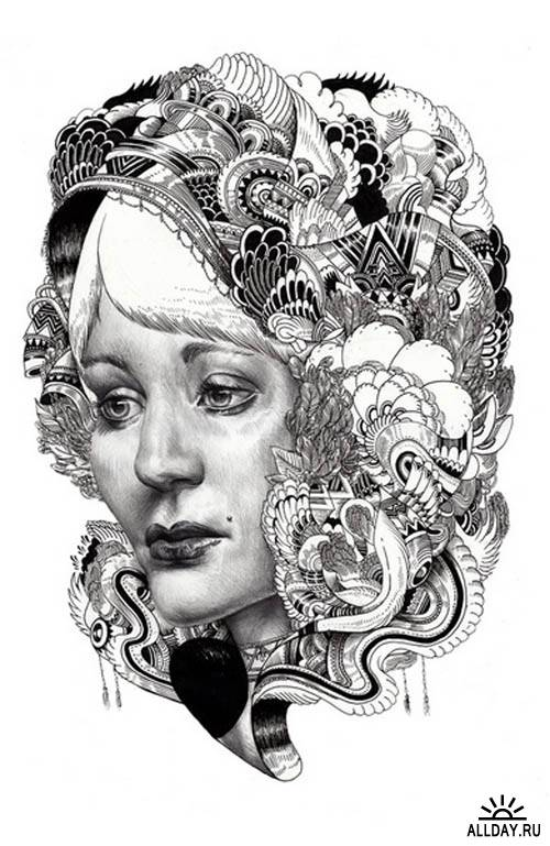 Иллюстратор Iain Macarthur