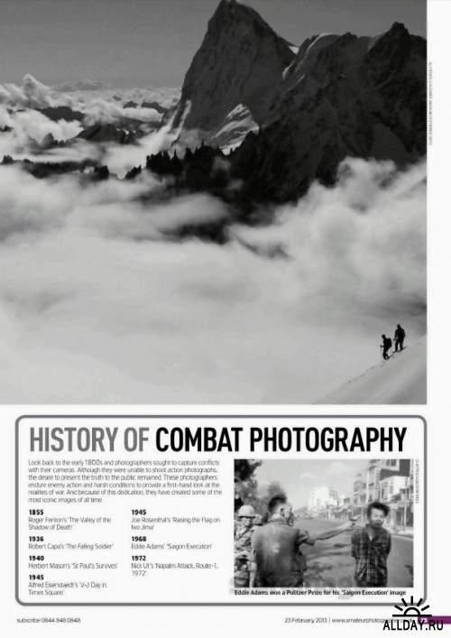 Amateur Photographer 23 February 2013