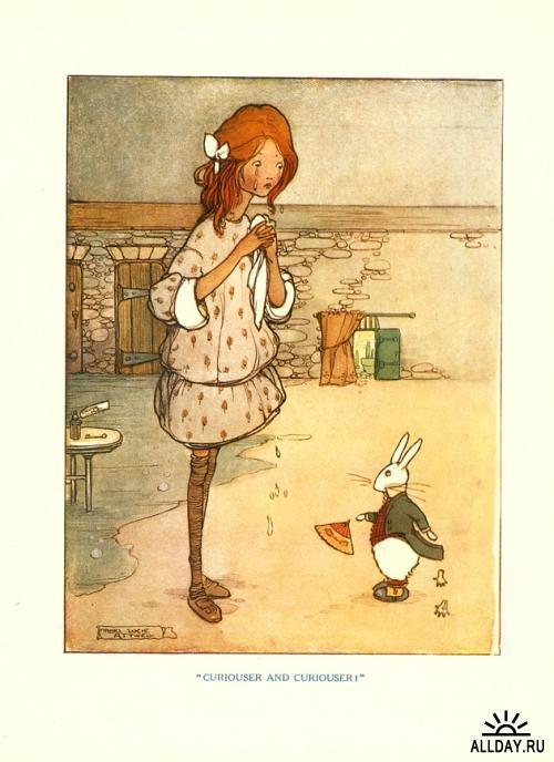 Английская художница Мейбл Люси Аттвелл (Mabel Lucie Attwell)