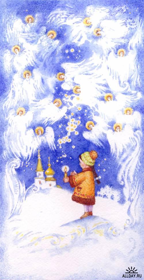 Иллюстрации Романовская Анна