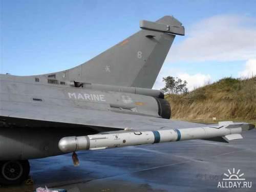 Фотобзор - французский истребитель Rafale M
