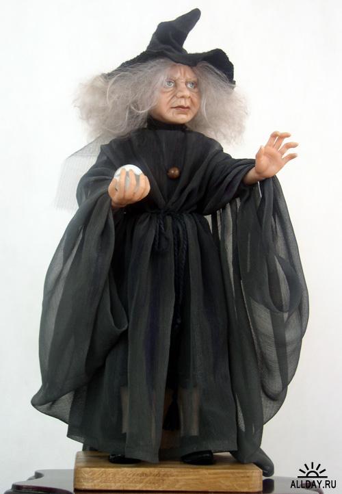 Авторские куклы Светланы Никульшиной