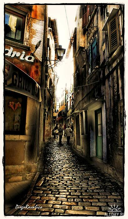 Diego Ravalico - Old Towns