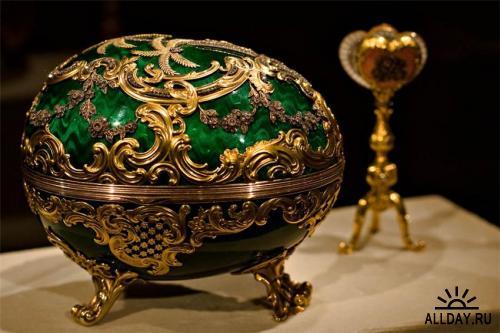 Коллекция императорского русского искусства Фаберже