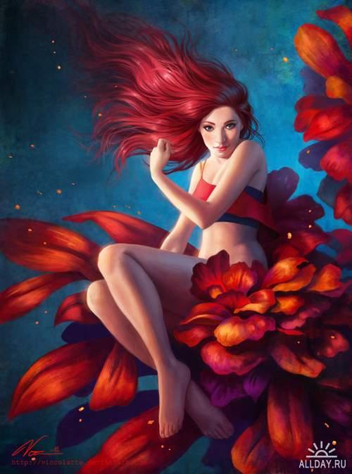 Artworks by Digital Artists # 29
