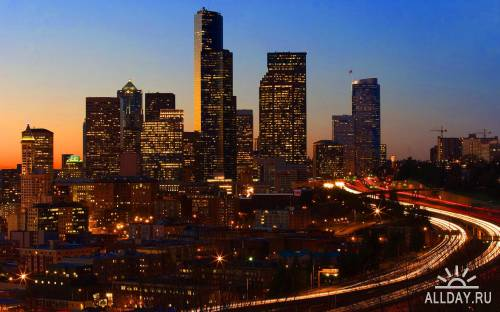 50 Incredible Cityscape HD Wallpapers