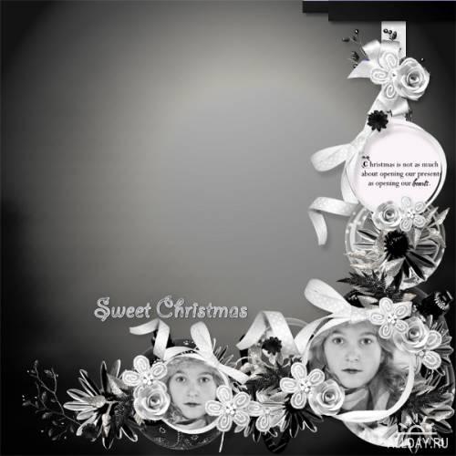Скрап-набор - Sweet Christmas