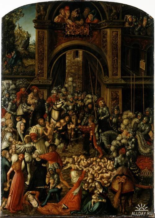 Лукас Кранах Старший / Lucas Cranach der Altere