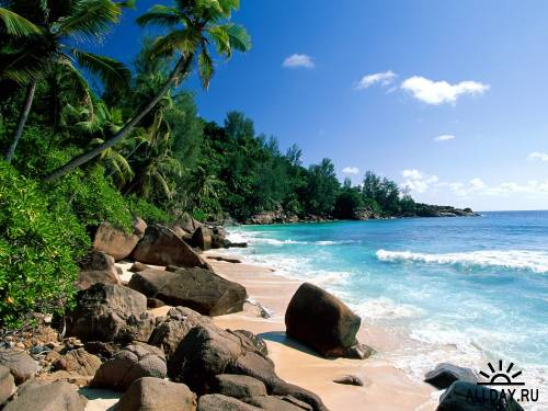 90 Beaches of World HQ Wallpapers