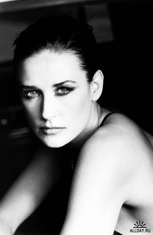 Demi Moore - Ellen von Unwerth HQ Photoshoot