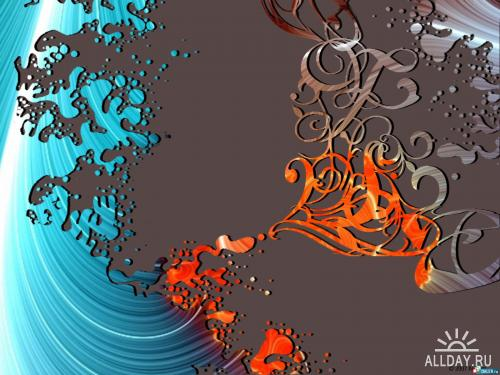 Art Abstract Wallpapers Part