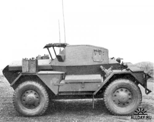 Armored Cars (1900-1950) - History in Photos