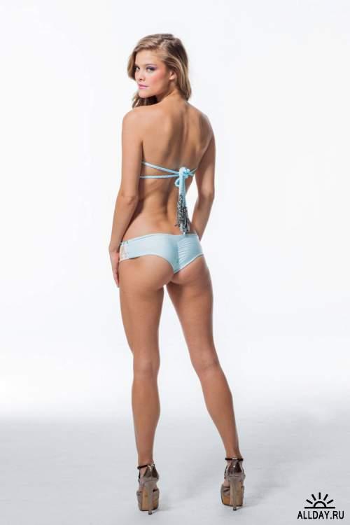 Nina Agdal for La Boheme