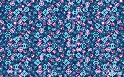 Веселые детские паттерны / Cheerful children's patterns