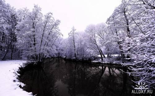 Фотосток – Зимние пейзажи 4