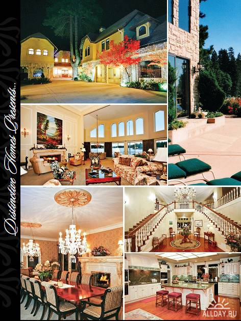 Distinctive Homes - Vol.230/Orange County 2011