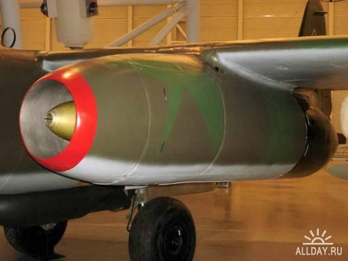 Немецкий бомбардировщик Arado Ar-234B Blitz