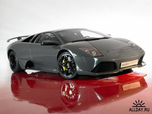 Wallpapers Lamborghini Murcielago