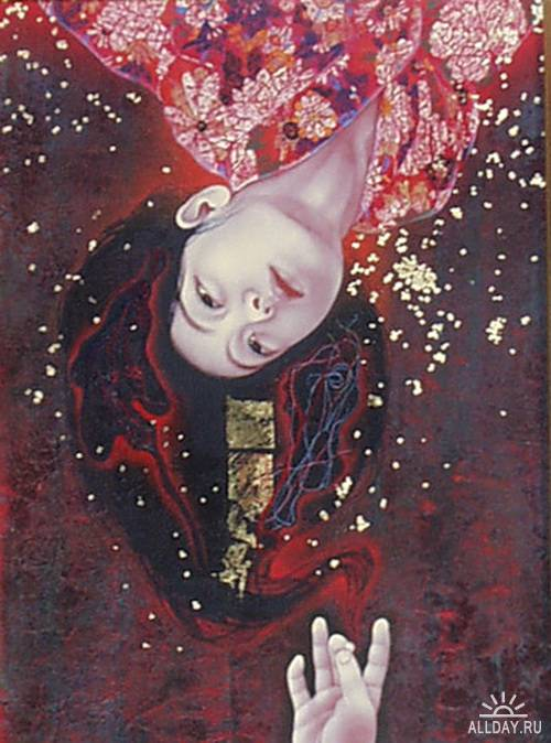 Кёскэ Тинай - картины