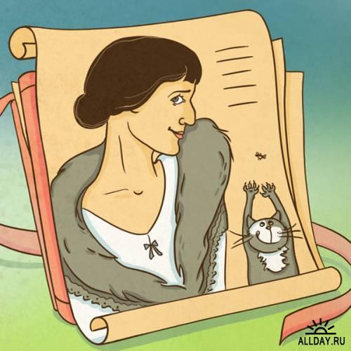 Иллюстрации Маргарита Елисеева