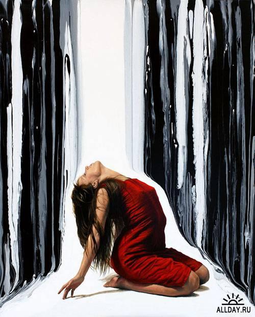 Artworks by DeAngel
