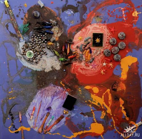 Самая юная художница - Аэлита Андре
