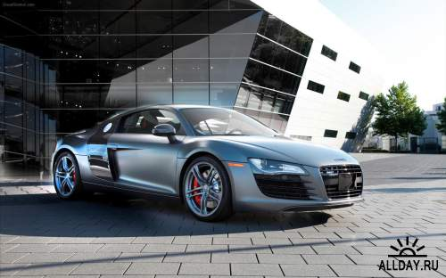 55 Beautiful Cars HD Wallpapers (Set 259)