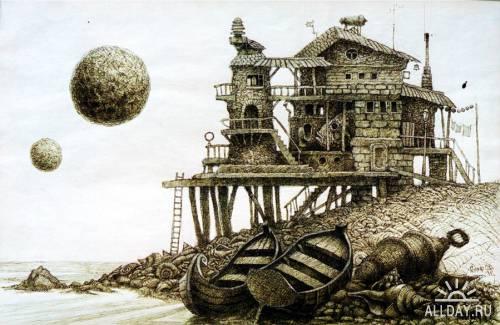 Современные художники - Олег Коллар