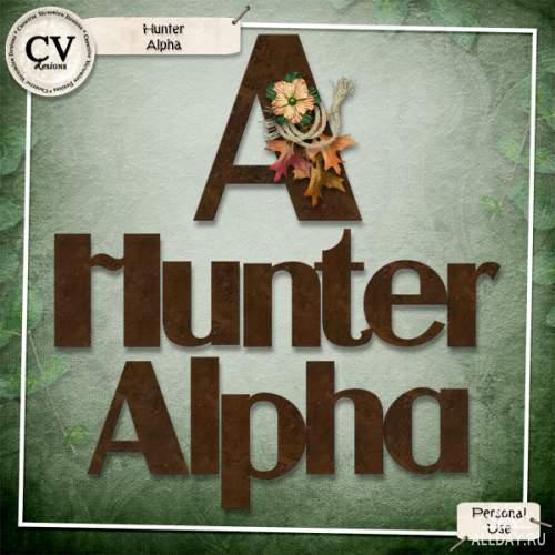 Скрап-набор Hunter
