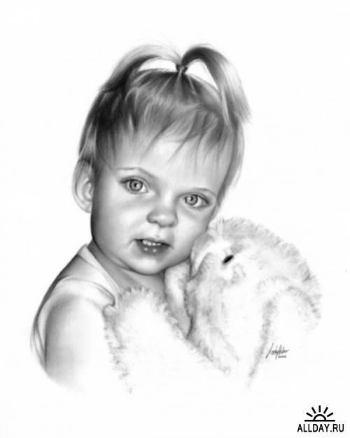 50 лучших карандашных рисунков