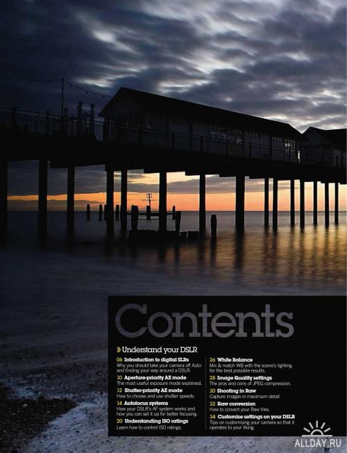 Getting Started in DSLR Photography (2010 / UK)