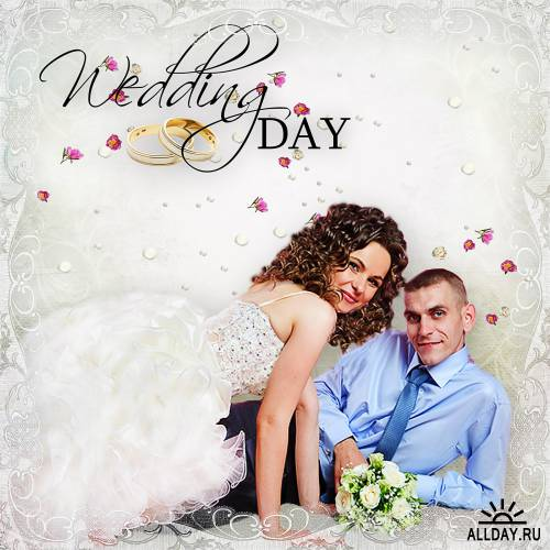 Скрап-набор Wedding Day