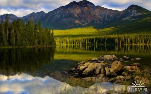 150 Excelent Landscapes HD Wallpapers (Set 318)