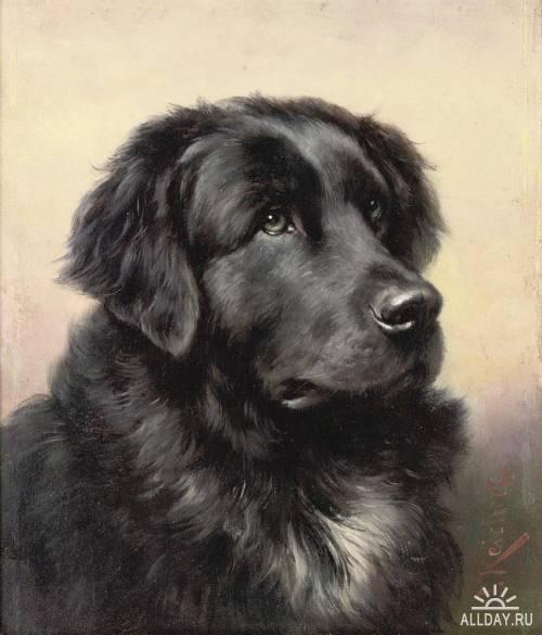 Художник Carl Reichert (Austrian, 1836-1918)