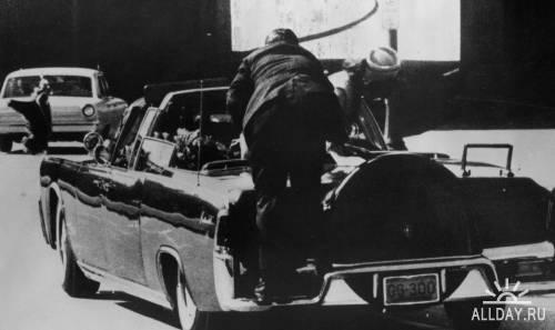 История ХХ века в чёрно-белых фотографиях. Часть 3