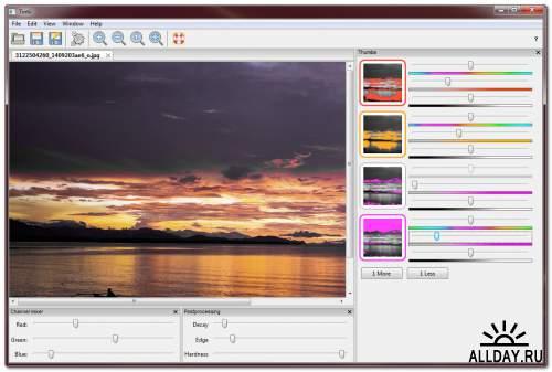 Tintii Photo Filter 2.8.2 for Adobe Photoshop (x86/x64)