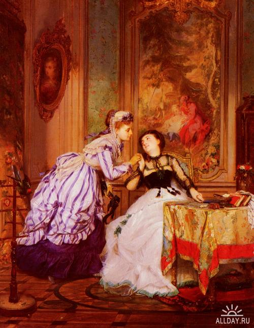 Charles Edouard Boutibonne (1816-1897)
