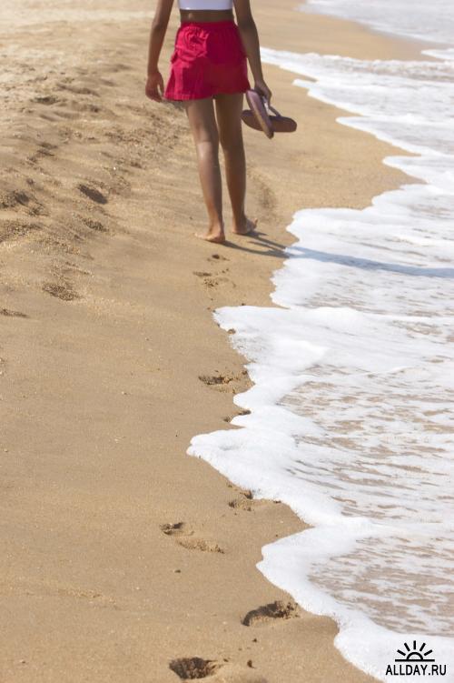 Клипарт - Летние каникулы