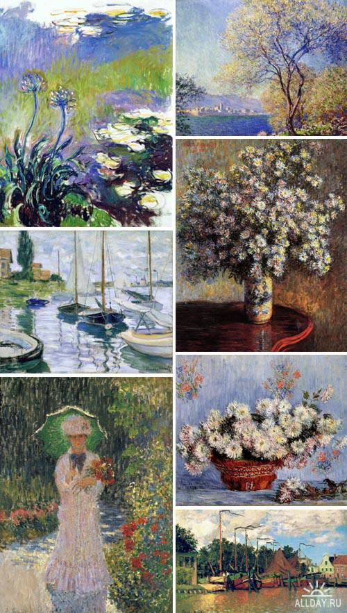 Artworks by Oscar Claude Monet