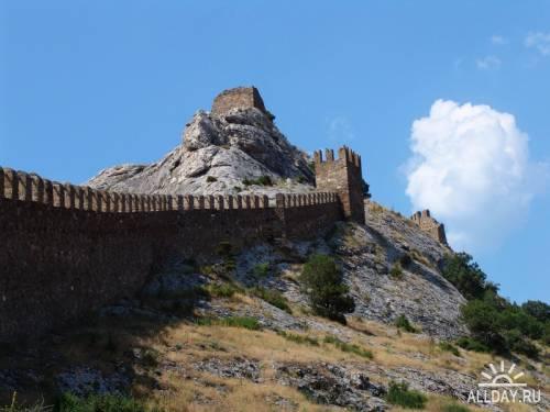 Фото экскурсия - Восточный Крым