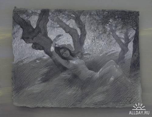 Художник Alexey Steele