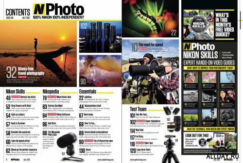 N-Photo: the Nikon - July 2012