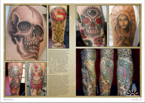 Total Tattoo - October 2013