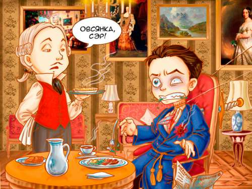 Рисунки Насти Мазеиной