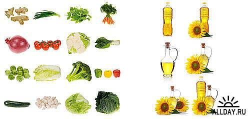 Разнообразная еда | Food MIX - UHQ Stock Photo