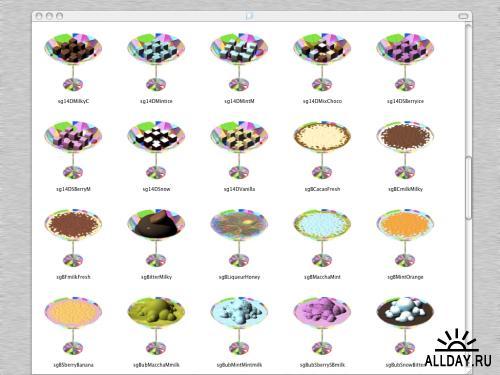 SummerGlass Sweets