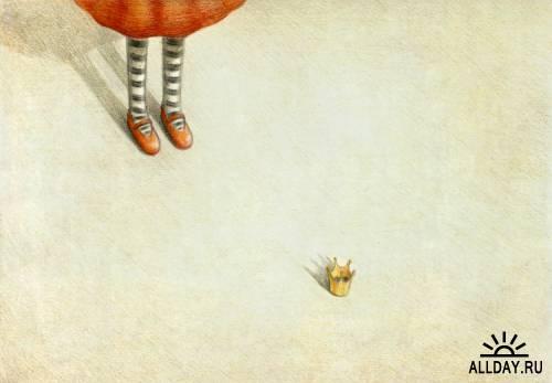 Иллюстрации Inna Kapustenko