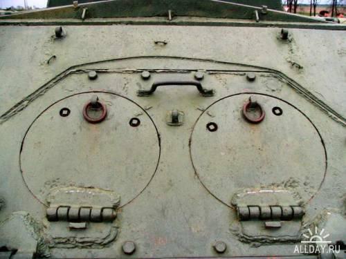 Советская САУ ИСУ-152