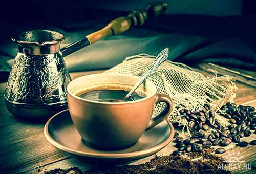 Растровый клипарт - Кофе 4